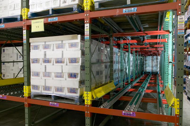 Palettier 224 Accumulation Dynamique 3d Logistic
